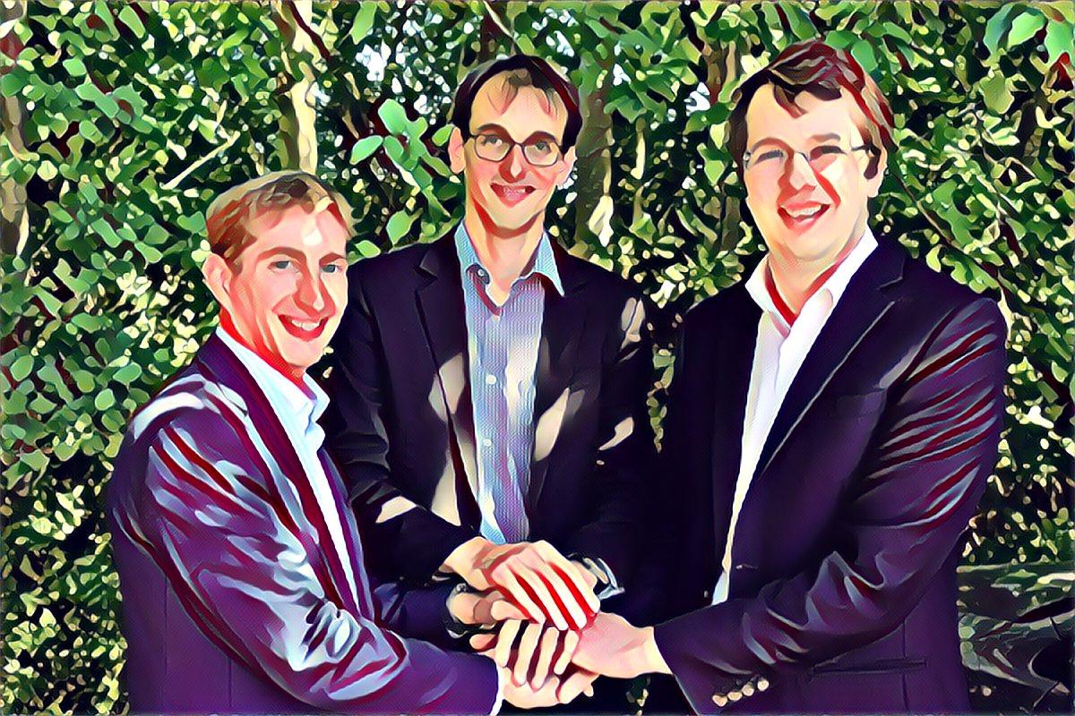 Hubert, Sébastien et Simon-Pierre