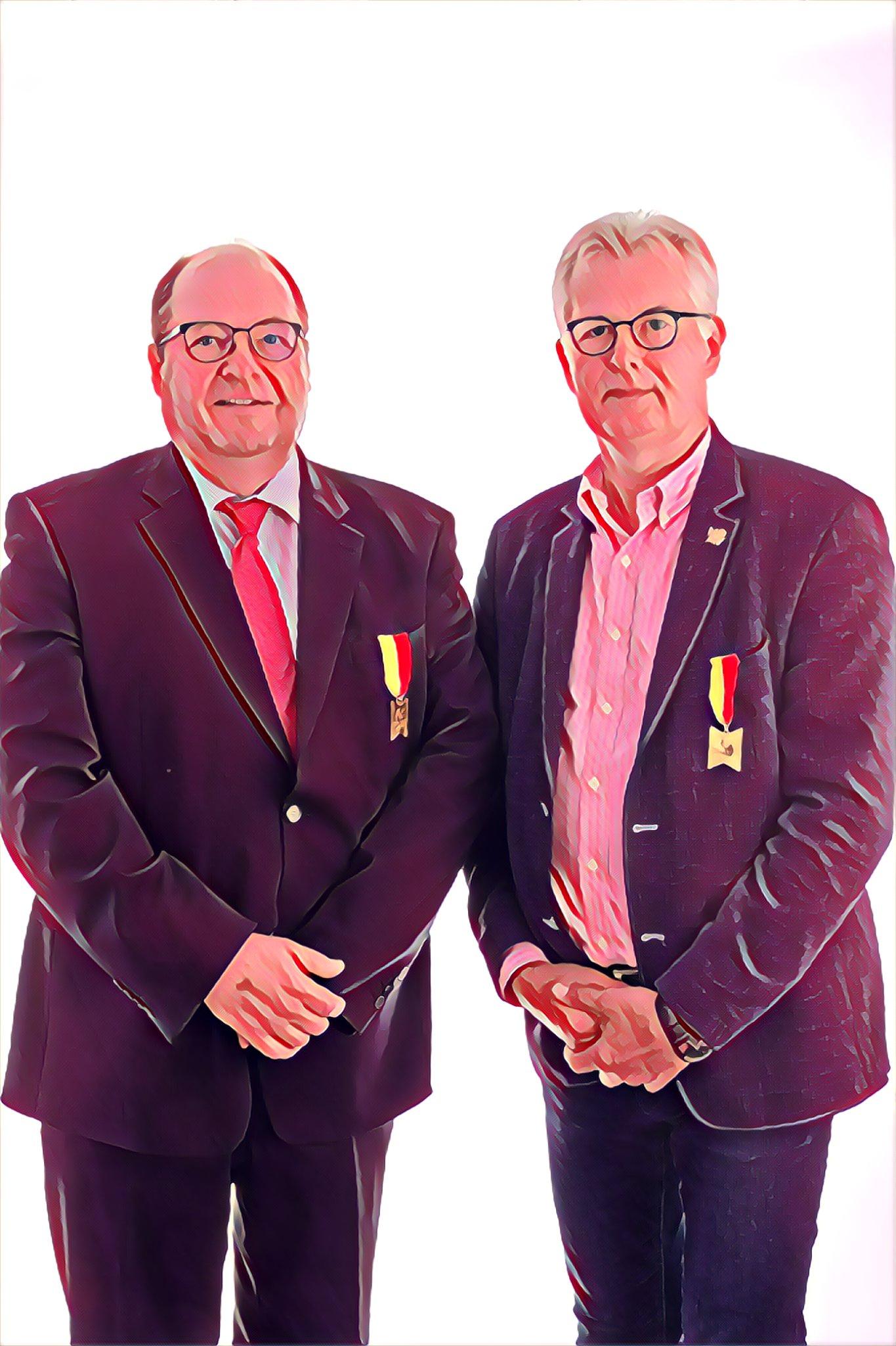 Jean-Baptiste et Christophe Thomaes